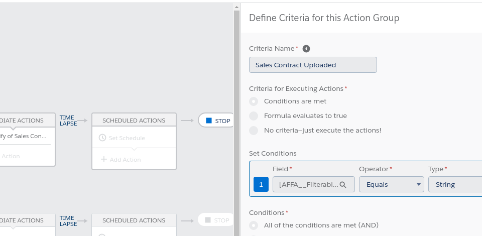 Notify users when a specific file has been uploaded in Salesforce